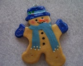 RESERVED ORDER for Stephanie 10 personalized Chrsitmas Ornaments