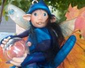 OOAK Polymer Clay Fantasy Art Fae (Fairy)