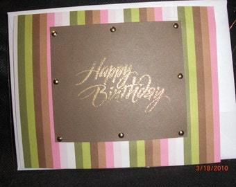 Custom cards for any occasion.