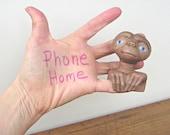 E.T. the extra terrestrial vintage decor