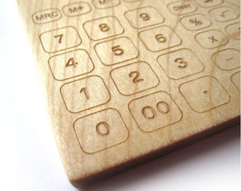 Calculator teether