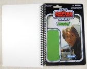 Han Solo Hoth Recycled Vintage Style Star Wars TESB Notebook