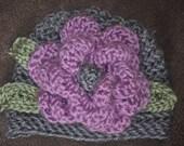 Newborn crochet Hat sz. 0-3 months