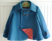 CLEARANCE Kite Flying Coat - Sample Sale