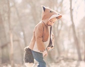 Fantastic Little Fox Coat