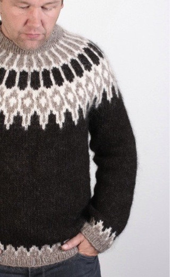 Free Knitting Pattern Icelandic Sweater : Rebecca Likes Online Shopping: Icelandic Sweaters--Pretty and/but Itchy