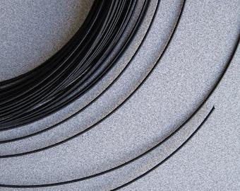 19 Gauge Black Millinery Wire 10 yards