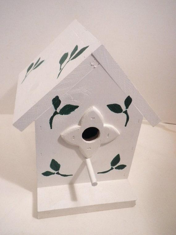 Lovely Hand Made Wooden Bird House
