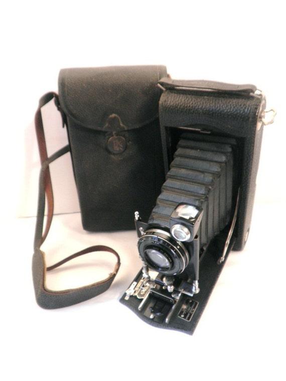 Kodak No 3A Autographic Model C Camera Circa 1921