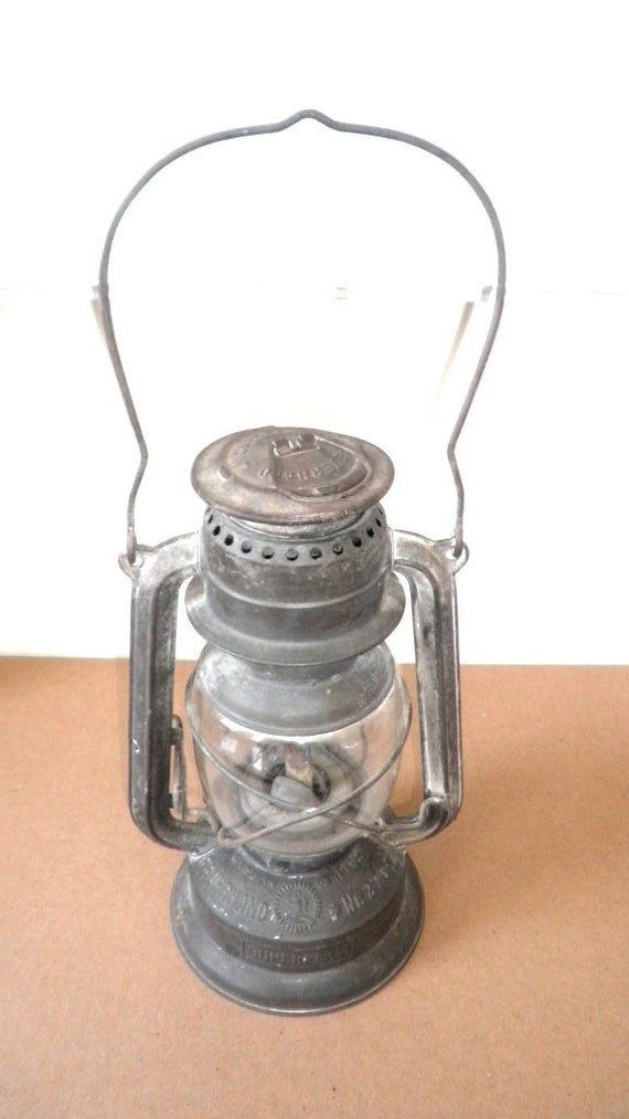 Reserved for Claire Rare WWII Lantern Feuerhand Nr. 270 Germany Circa 1940