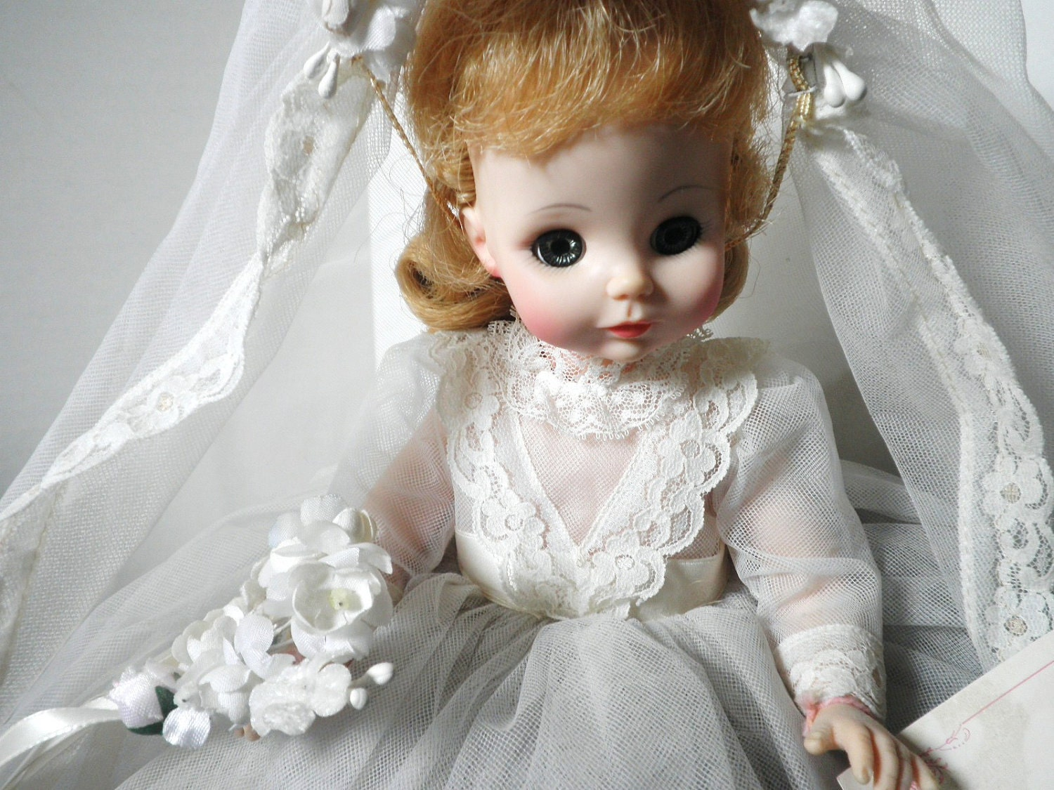 Madame Alexander Bride Doll In Original Box