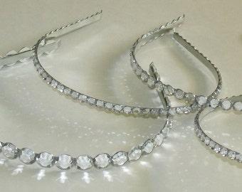 Sparkling Rhinestone Headband