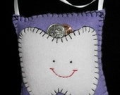 Lavender Tooth Fairy Pillow