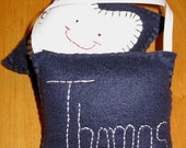 Personalization for Tooth Fairy Pillows
