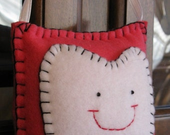 Tooth Fairy Pillow - Watermelon