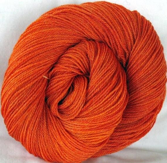 Superwash Merino/Tencel Yarn Hand Dyed (AYMT604)