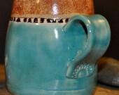 Tea/Coffee mug with handle
