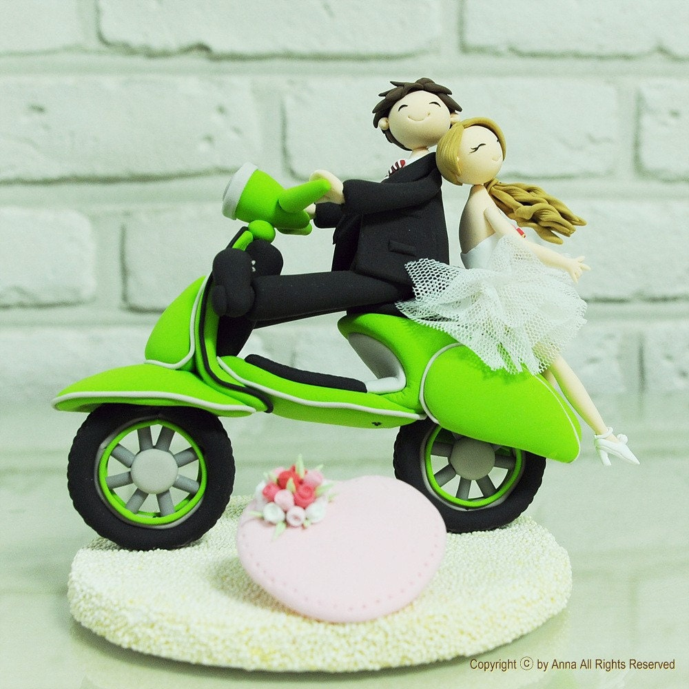 Request a custom order and have something made just for you for Vespa decoration