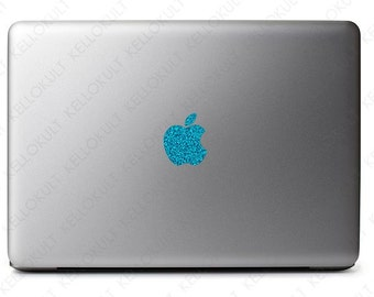 "Sparkling Turquoise Apple Macbook Pro 13"" & 15"" 2011-2015 versions"