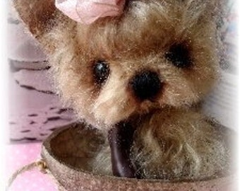 Sewing Pattern for 5.5 inch Yorkie Dog PDF
