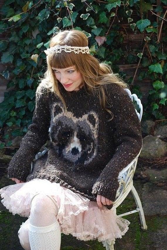 oh my bear KNITTING PATTERN