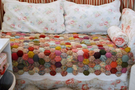 the beekeeper's quilt KNITTING PATTERN