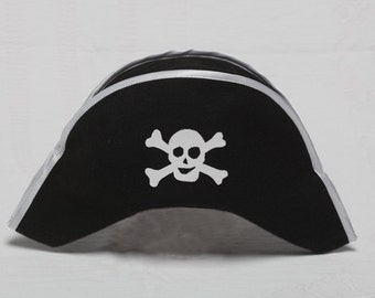 PATTERN: Pirate Hat