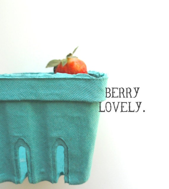 Berry Baskets - Pint Sized - One Dozen - Party Favor Baskets