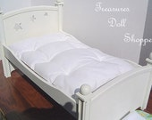Doll Mattress - Pillow Top for 18 inch Sized Dolls LUXURIOUS
