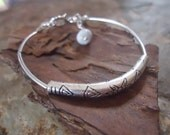 SPACER & GRASS SEEDS delicate bracelet 290