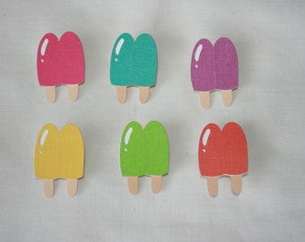 Popsicle Pins