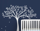 Baby Decor - Fall Tree Wall Decal - Baby Nursery Wall Decor