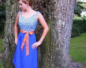 UF florida gators gameday spirit daisy sweetheart sundress SALE Clearence