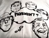 Pavement Shirt Wowee Zowee Malkmus Indie Rock