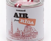 Original Canned Air From Riga