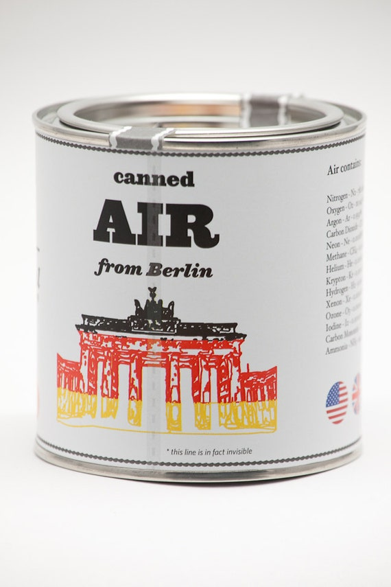 Original Canned Air From Berlin