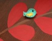 Woodland Critter Little Blue Birdie