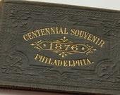 Philadelphia 1876 Centennial Souvenir