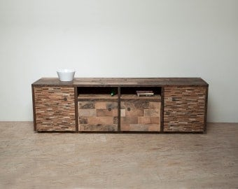 Reclaimed Old Growth 'Joshua Tree' Credenza