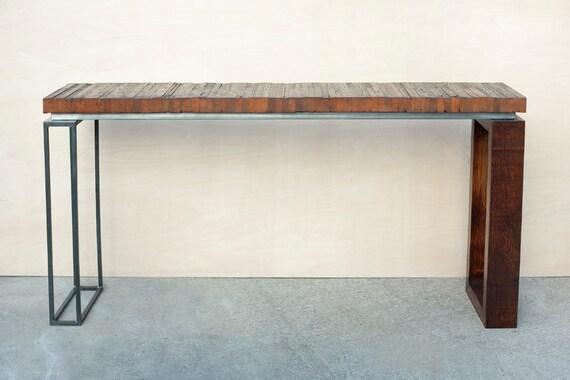 "Beautiful Reclaimed Buffet Table 65""x12""x30"""