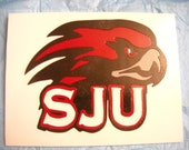 College Logo Wall Plaque