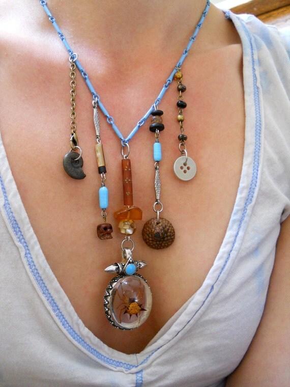 SALE Curiosities Necklace