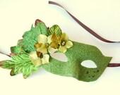 Wildwood- fairy, Mardi Gras, Venetian, masquerade mask