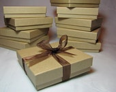 Kraft Gift Box (Set of 10)