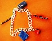 Doctor Who Dangly Charm Bracelet