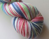 POSH II Merino, cashmere, nylon DK yarn, Festive