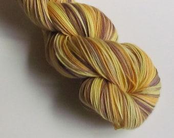 POSH II Merino, cashmere, nylon fingering yarn, Mane