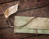 Fabric Tobacco Pouch - Papyrus