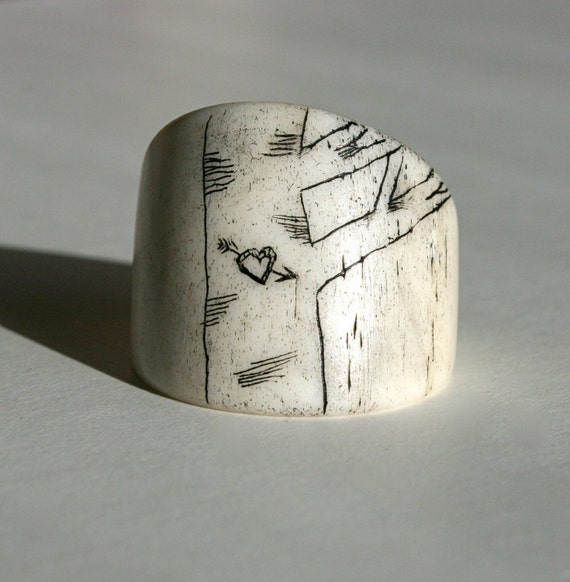 lumberjack love ring