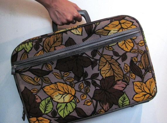 SALE: Mini Suitcase / Weekend in the Country